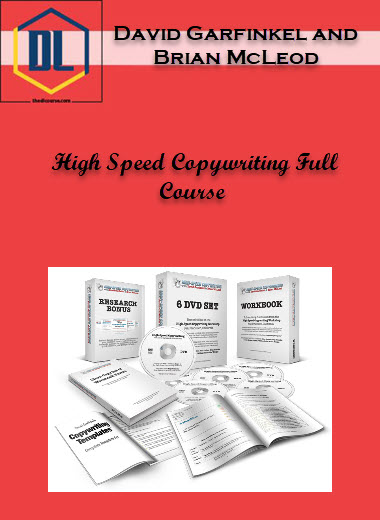 High Speed Copywriting Full Course