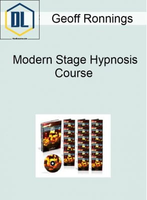 Geoff Ronnings – Modern Stage Hypnosis Course