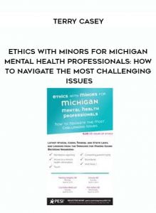 Ethics with Minors for Michigan Mental