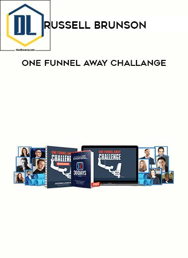 Russell Brunson – One Funnel Away Challange