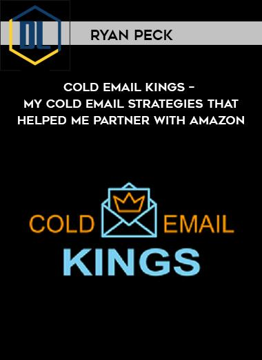 Ryan Peck – Cold Email Kings
