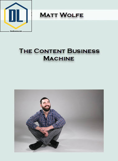 The Content Business Machine