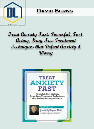 Treat Anxiety Fast