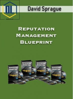 David Sprague – Reputation Management Blueprint