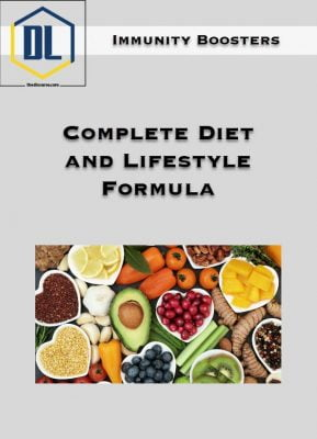 Immunity Boosters – Complete Diet and Lifestyle Formula