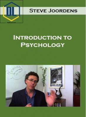 Steve Joordens – Introduction to Psychology