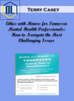 Ethics with Minors for Tennessee Mental