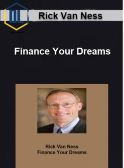 Finance Your Dreams