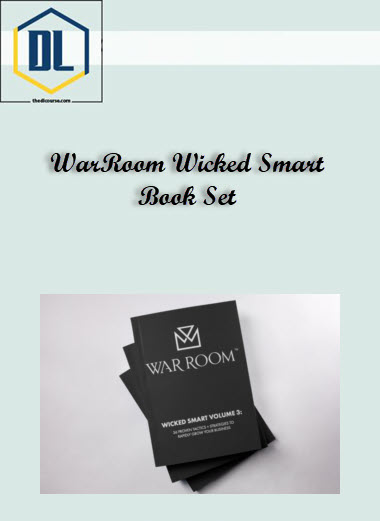 Wicked Smart Book Set