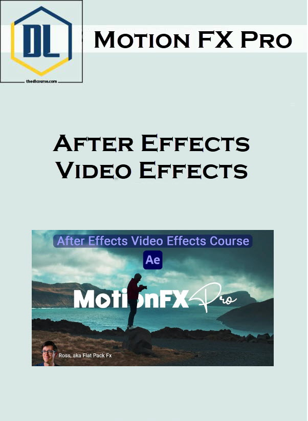 Motion FX Pro – After Effects Video Effects