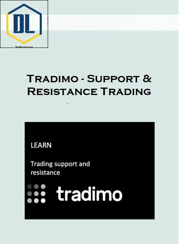 Tradimo – Support & Resistance Trading