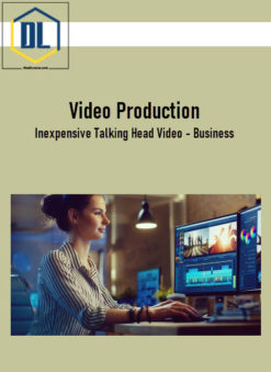 Video Production - Inexpensive Talking Head Video - Business
