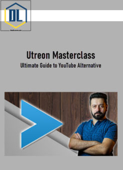 Utreon Masterclass - Ultimate Guide to YouTube Alternative