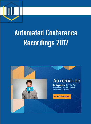 Automated Conference Recordings 2017