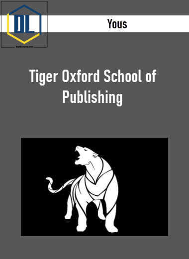 Yous – Tiger Oxford School of Publishing
