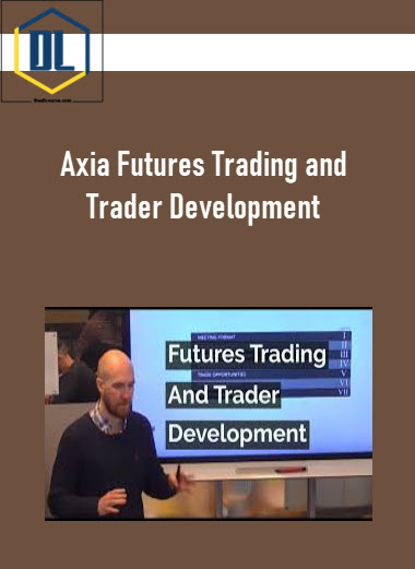 Axia Futures Trading and Trader Development